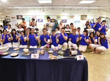 伊甸万芳启能中心长期志工伙伴CGM福音宣教会