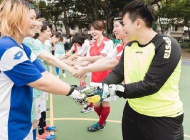 CGM足球聯盟提倡和平足球精神