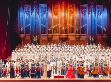 CGM福音宣教会公益音乐会0226