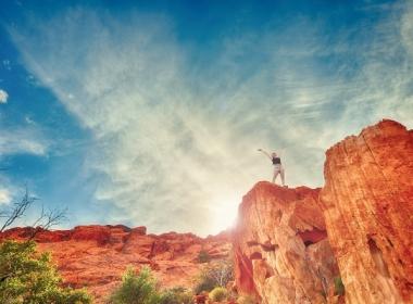 改變我命運的一句話,想法就是神