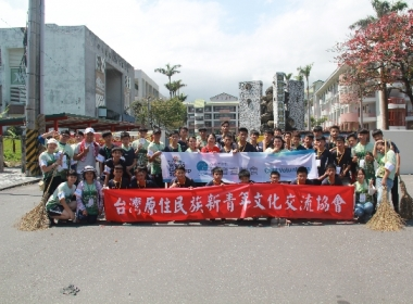 CGM志工团社区扫街服务