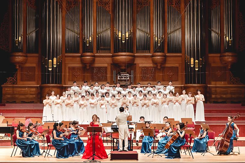 CGM和平交響樂團